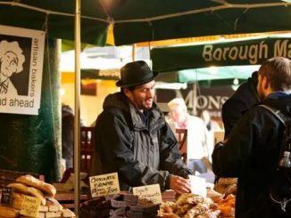 英国文化 | 伦敦街头小吃,贪吃的小朋友看这里