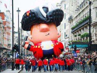 英国文化 | 2019年英国第一场盛事:伦敦新年大游行