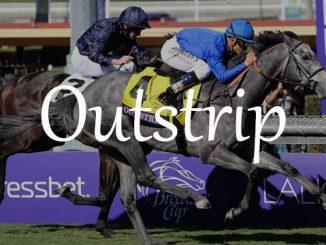 小词详解 | outstrip (在数量、程度或成就上)超过或胜过
