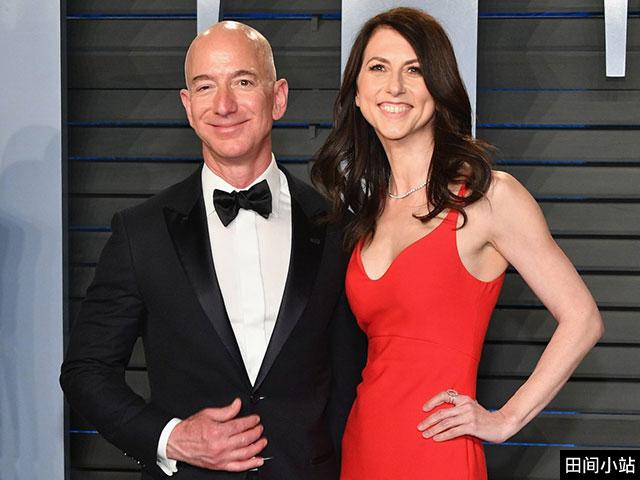 英语热词   世界首富亚马逊CEO与妻子离婚,附声明全文