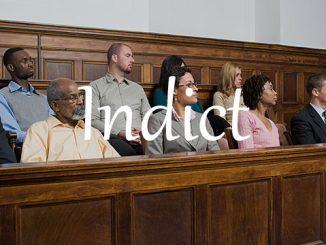 小词详解 | indict 正式起诉或控告严重的犯罪