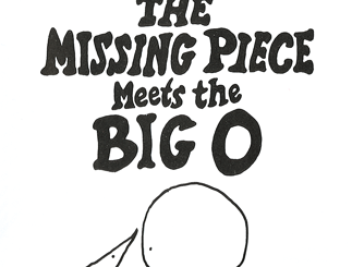 好书推荐 | The Missing Piece Meets the Big O 失落的一角遇见大圆满