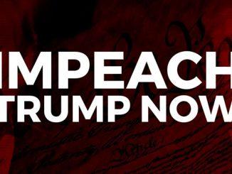 小词详解 | impeach 正式声明某公职人员在工作中犯有严重罪行