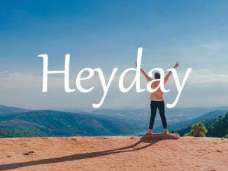 小词详解 | heyday