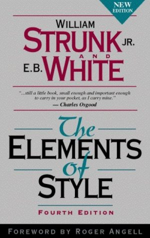 The Elements of Style《风格的要素》PDF
