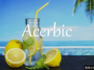 小词详解 | acerbic