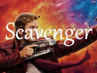 小词详解 | scavenger