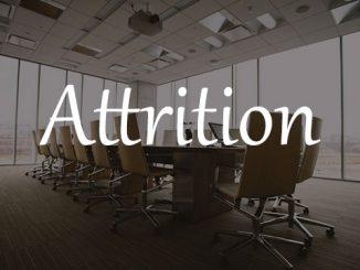 小词详解 | attrition
