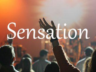 熟词辟义 | sensation能有多大的感觉?