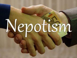 小词详解 | nepotism