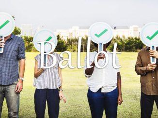 小词详解 | ballot