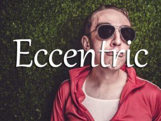 小词详解 | eccentric