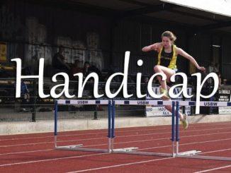 小词详解 | handicap