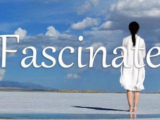 小词详解 | fascinate