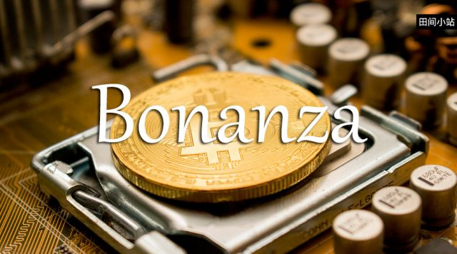 小词详解 | bonanza