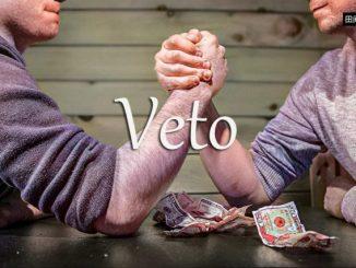小词详解 | veto