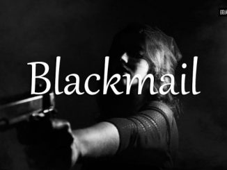 小词详解 | blackmail
