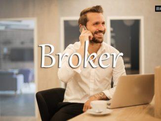 小词详解 | broker