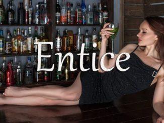 小词详解 | entice