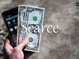 小词详解 | scarce