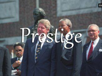 小词详解 | prestige