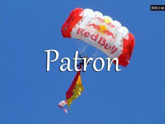小词详解 | patron