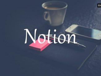 小词详解 | notion