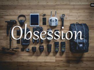 小词详解 | obsession