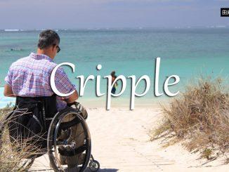 小词详解 | cripple