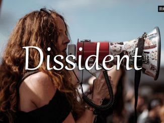 小词详解 | dissident