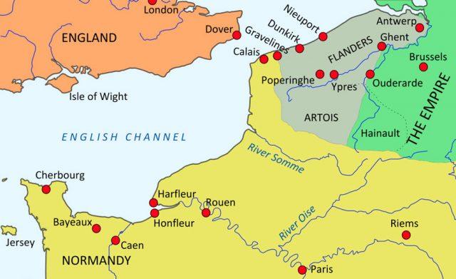 English Channel 英吉利海峡