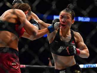 热词速递 | 张伟丽卫冕 UFC 世界冠军