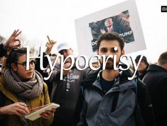 小词详解 | hypocrisy
