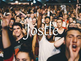 小词详解 | jostle