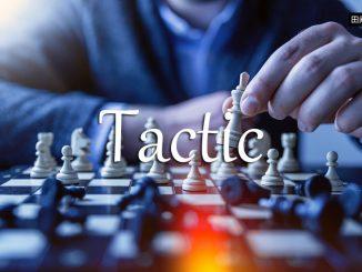 小词详解 | tactic