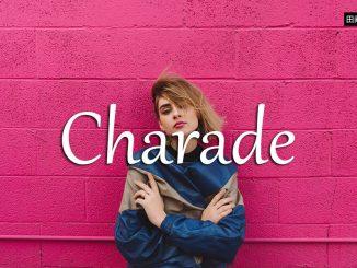 小词详解 | charade