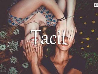 小词详解 | tacit