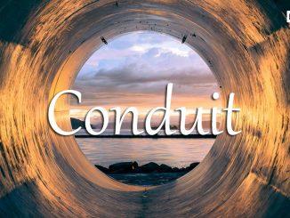 小词详解 | conduit