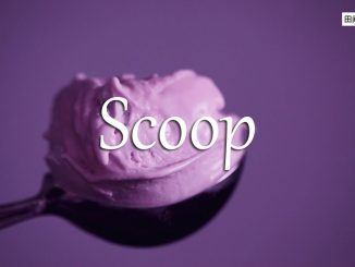小词详解 | scoop